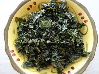 S.A.H.M. i AM: Kale Chips: The Latest Favorite Toddler Snack