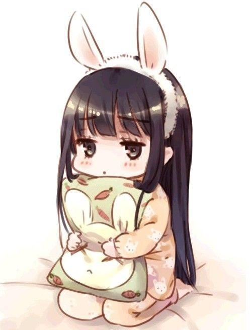 sad bunny girl vocataku in 2018 pinterest
