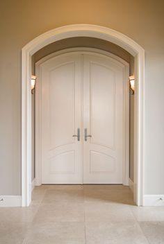 Double Arch Indoor Doors Google Search