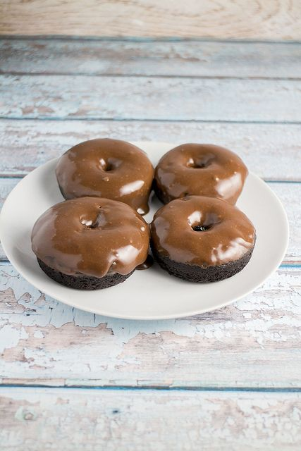 Chocolate Donuts With Chocolate Frosting Dairy Free Recipe