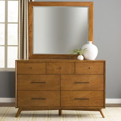 Parocela 7 Drawer Dresser Parocela Drawer Dresser30
