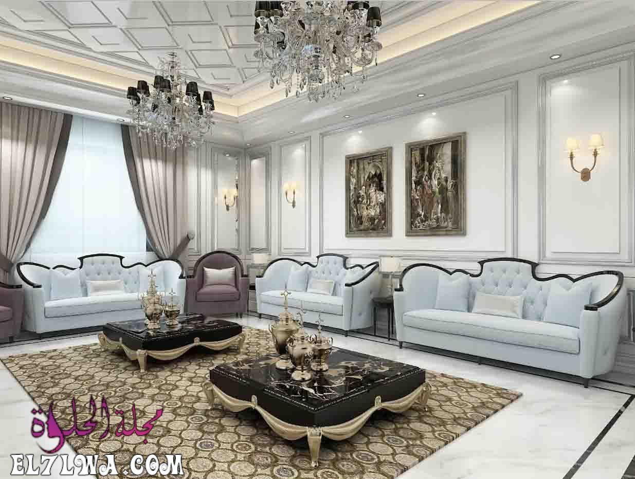 ديكورات صالات 2021 أجمل ديكور صالات تعد الصالة جزء رئيسي من المنزل بل هي الواجهة التي تعبر عن جمال وفخامة المنزل فهي بمثابة العنوان لذ Living Room Room Decor