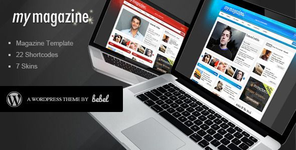 MyMagazine WordPress Theme   Latest and Popular Themes   Pinterest
