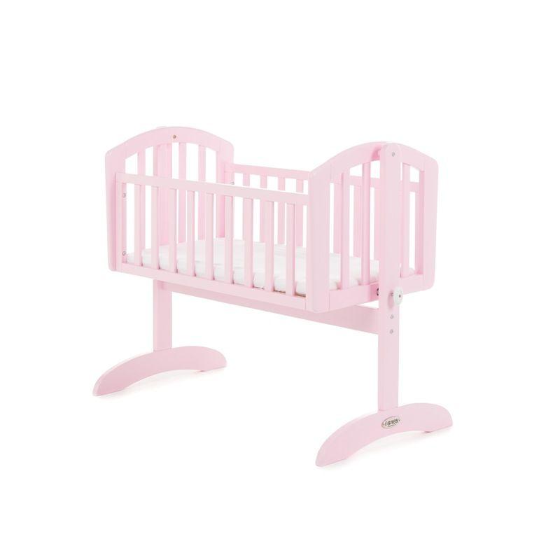 timeless design c7dff b10ca Obaby Sophie Swinging Crib - Eton Mess . . #crib #babycrib ...