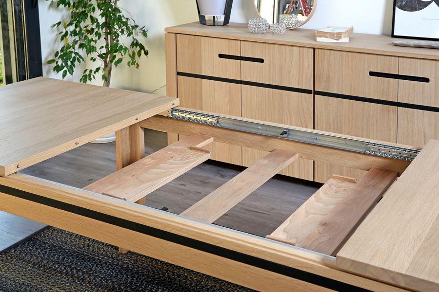 Table Opale Fabrique Par Meubles Delmas A Gaillac 81 Meubles Delmas Secteur Gaillac Albi Toulouse Montauban Bordeaux Mobilier De Salon Albi Table