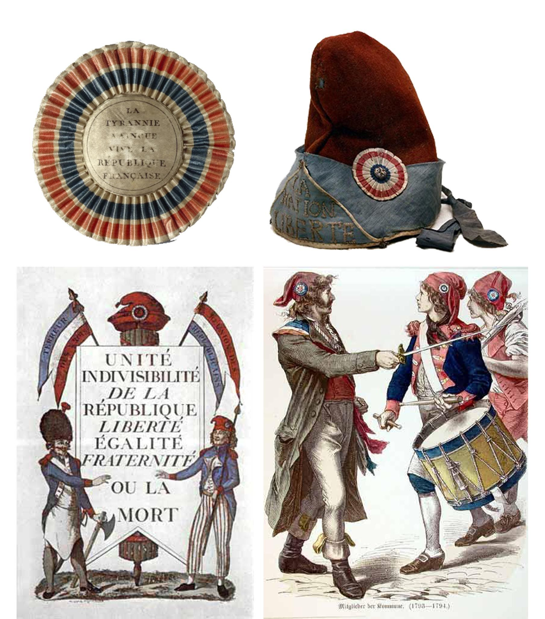 Europe With Images French Revolution Tricolor Cockade French