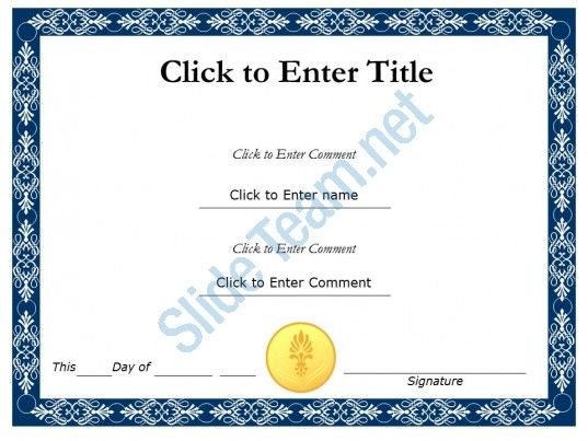 student recognition diploma certificate template of completion - certificate of completion of training template