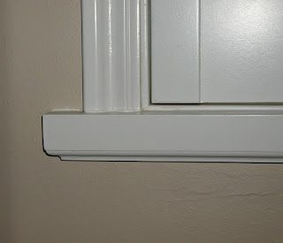 After Tile Sill Cap Added To The Window Face To Cover Up Your Original Tile Sill Window Sill Shutters Door Handles
