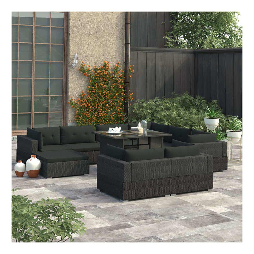 Salon De Jardin In 2020 Outdoor Furniture Outdoor Furniture Sets Outdoor Sectional