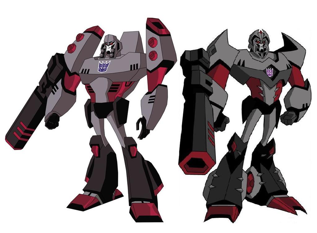 Transformers Manga Transformers Animated Megatron Full Bio By