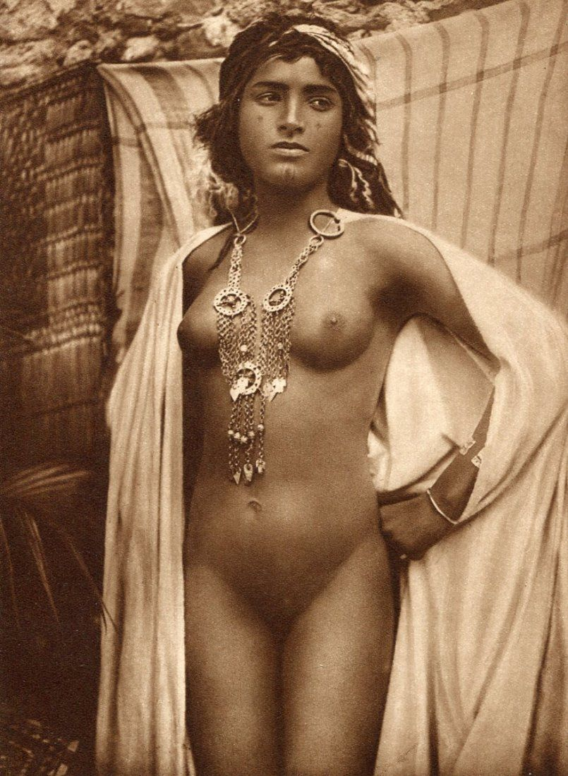 Vintage indian nude pics