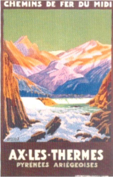 1930 Ax les Thermes 01