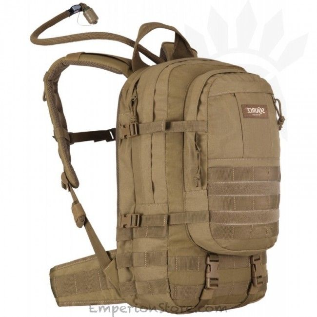 Assault 20L Hydration Cargo Pack Coyote - Source Military