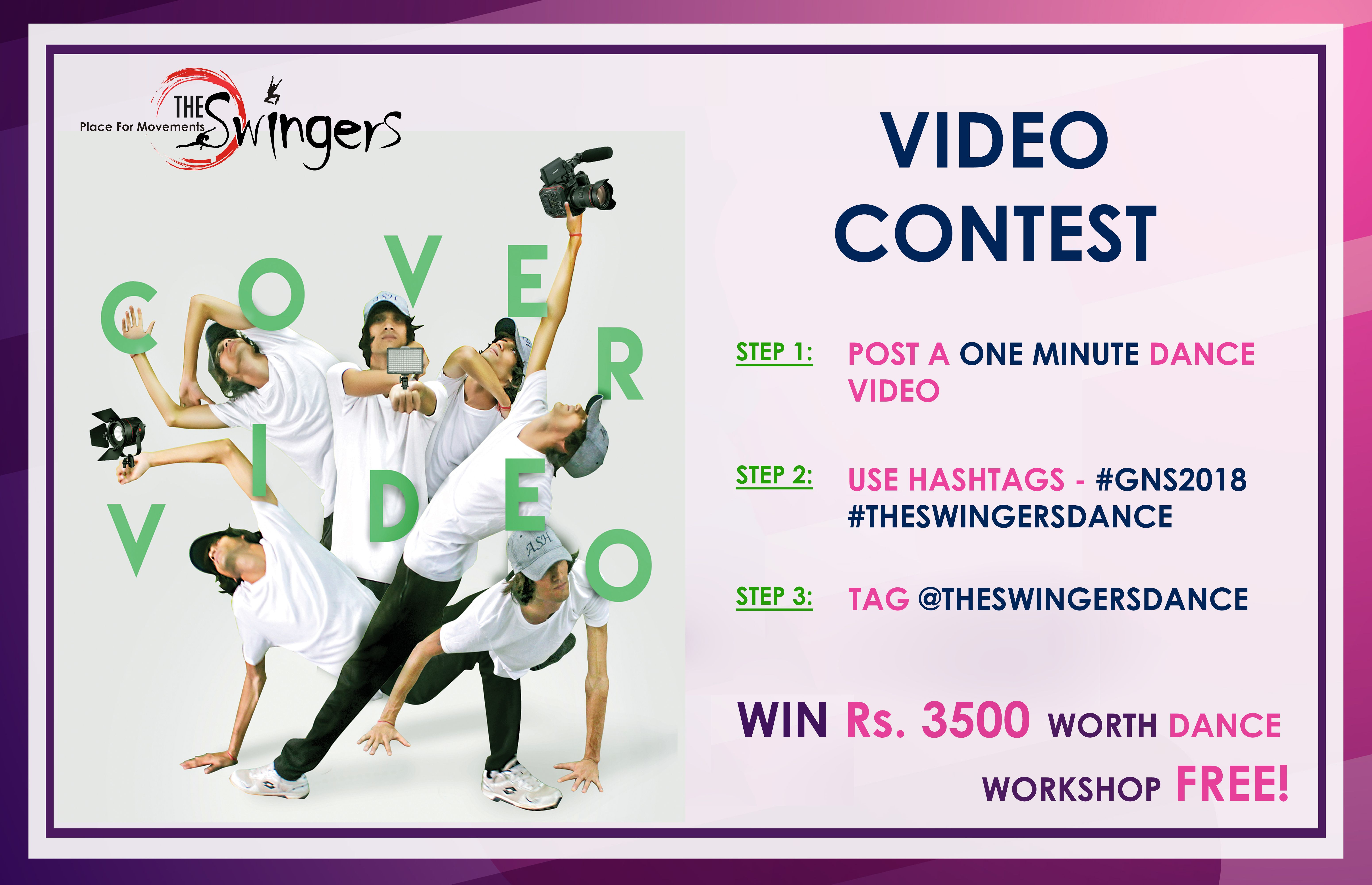 It\'s time for a Free Giveaway - 12 days classes + cover video shoot ...
