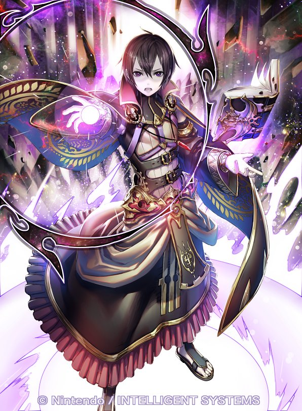 Morgan - FE Cipher | Fire Emblem Ext  2 | Fire emblem, Fire