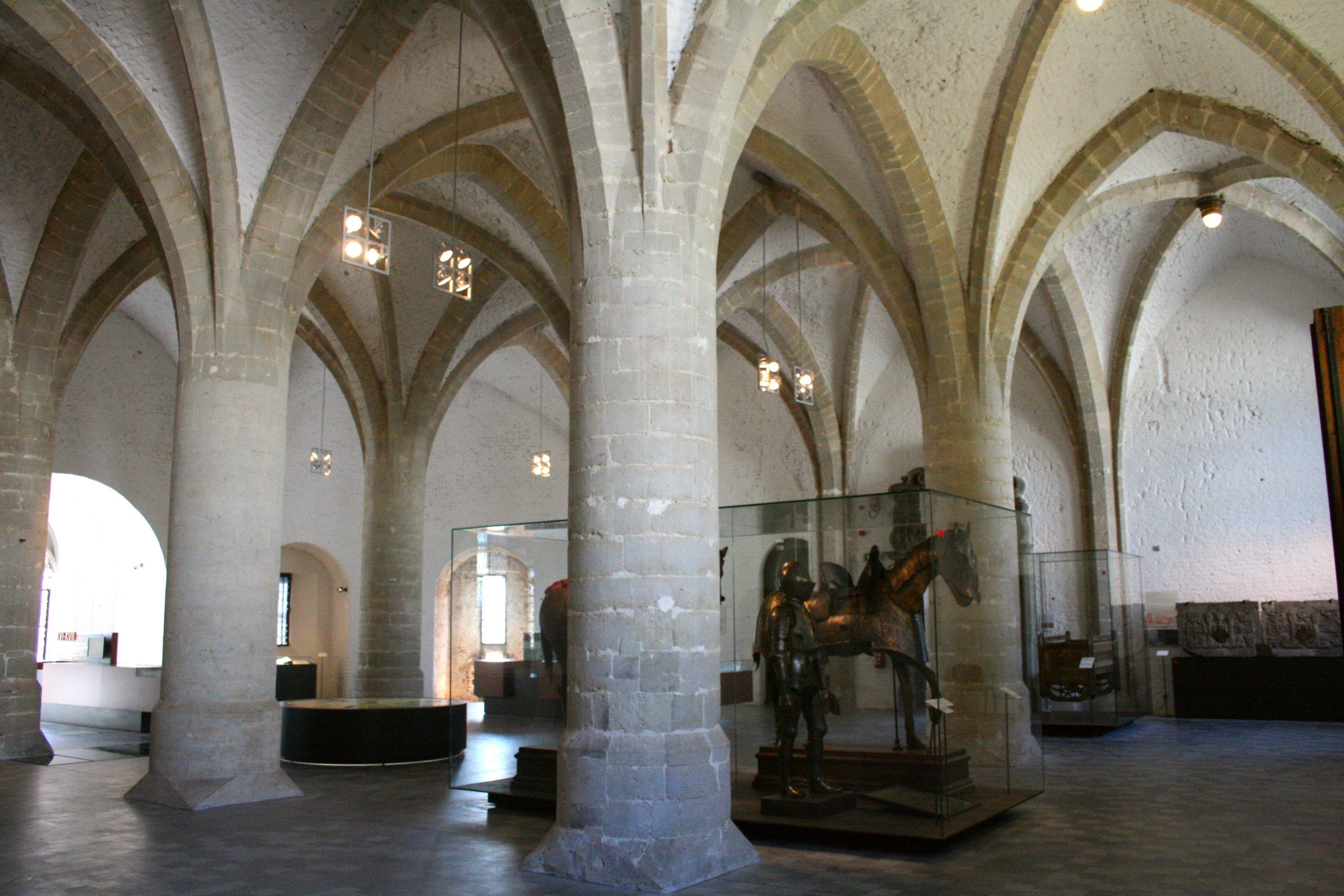 9cfedc87d8c8 The Porte de Hal Museum tells the story of Medieval Brussels inside a  stunning piece of