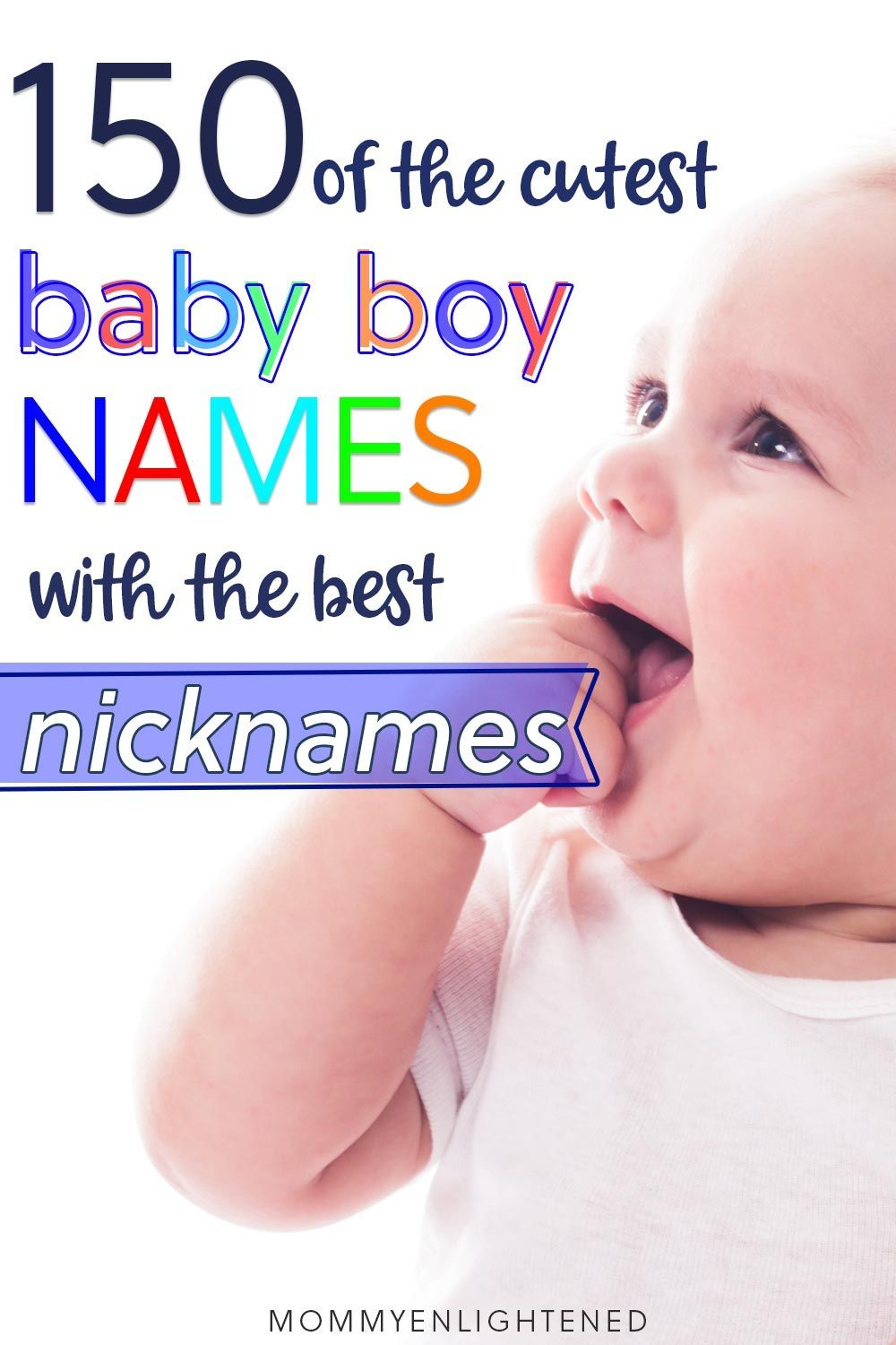 The Best Boy Names with Nicknames (that arent weird