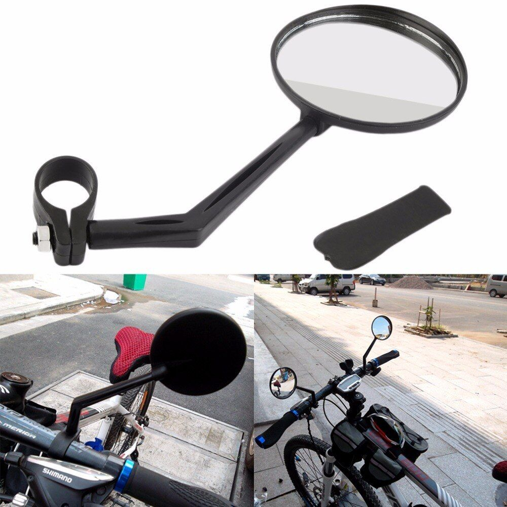 5 Blue LED 2 Laser Beam Bicycle Cycling Tail Rear Light Safety Warning Lamp