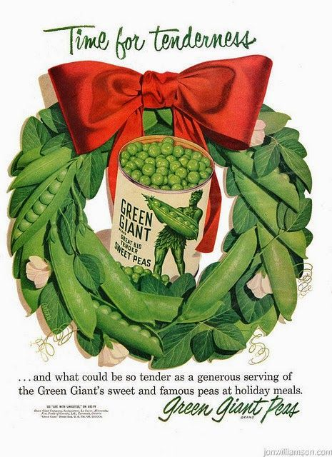 vintage everyday: 30 Vintage Christmas Ads from the 1950s