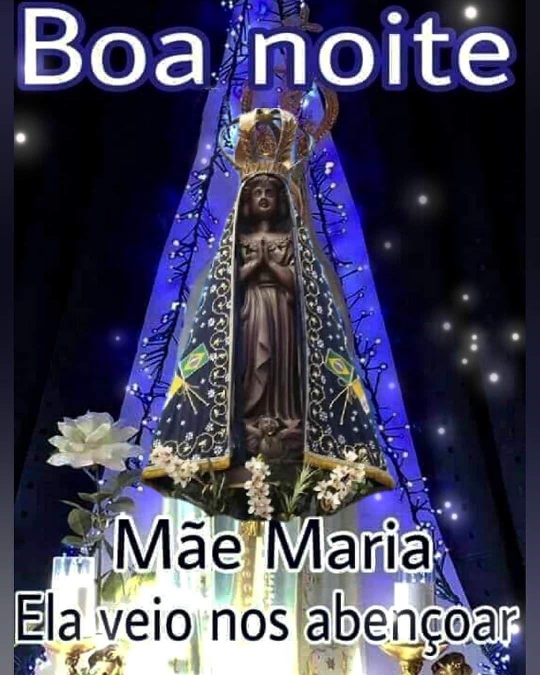 Pin De Maria Puppin Em Nossa Senhora Em 2020 Boa Noite Mae Mae