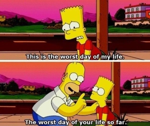 The Simpsons Know A Thing Or Two About Parenting But That S About It The Simpsons Movie The Simpsons Simpsons Quotes