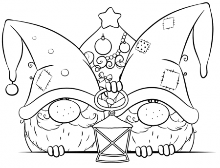 Gnome Coloring Pages Coloring Rocks Christmas Coloring Pages Coloring Pictures Christmas Drawing