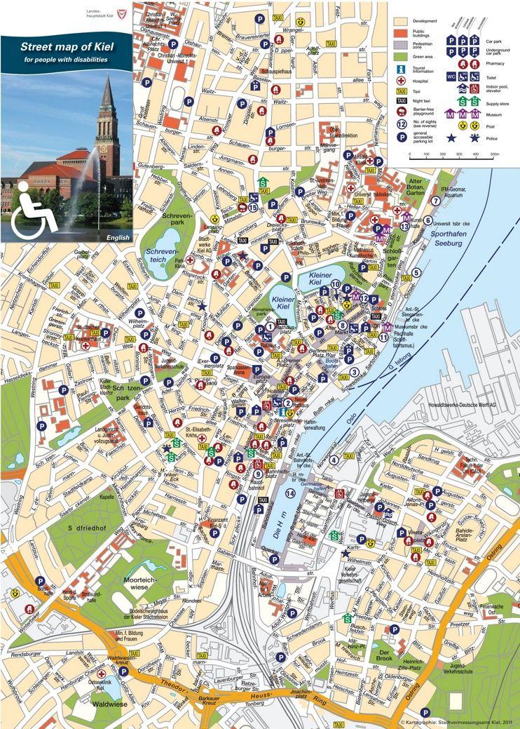 Rhodes City tourist map Maps Pinterest Tourist map Rhodes and