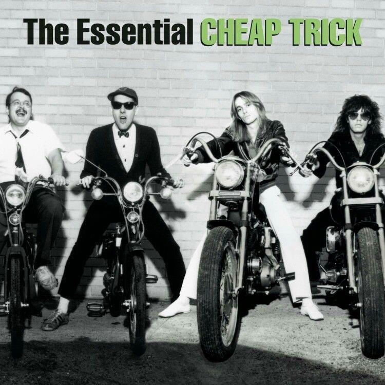 Cheap Trick Album Covers