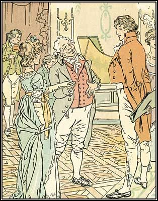 Meeting Mr. Darcy