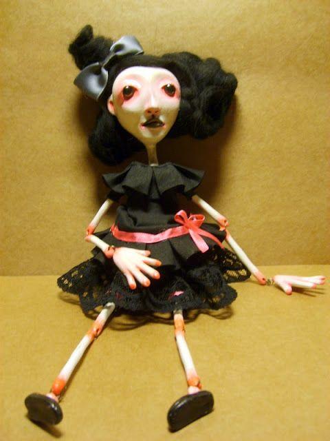 Macabre dolls
