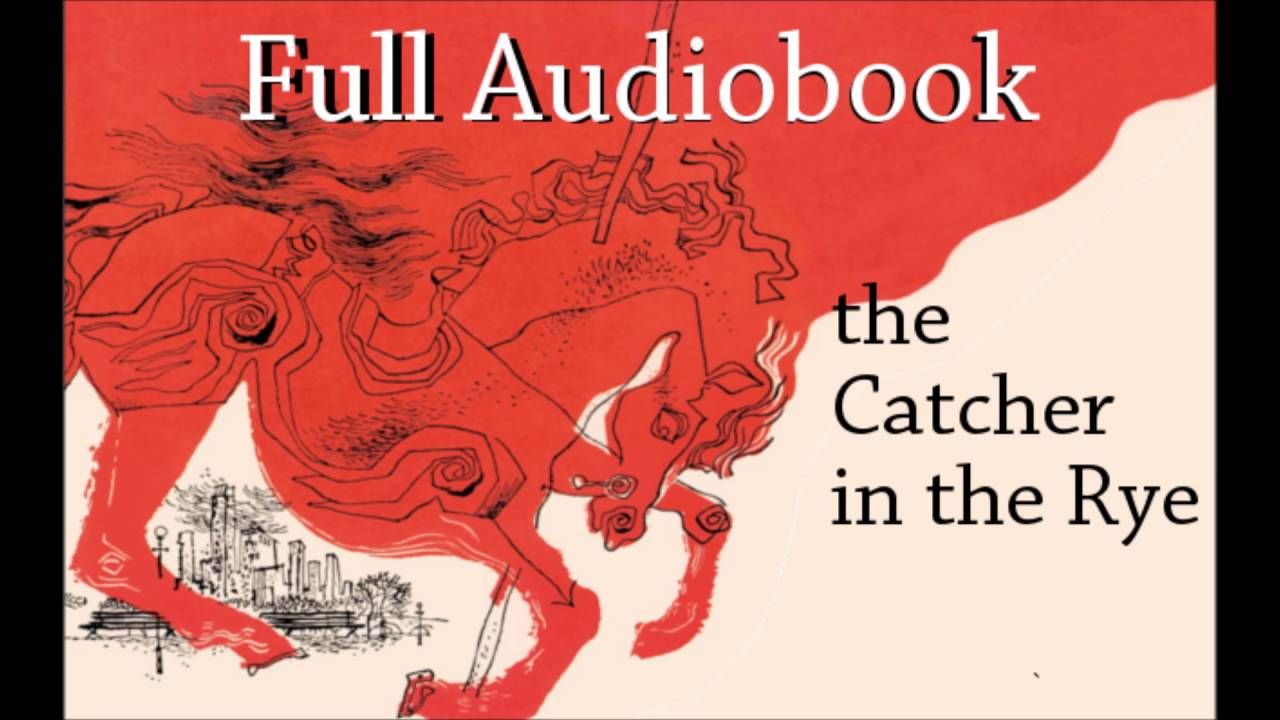 catcher in the rye audiobook free