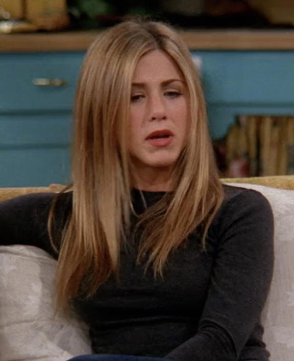 Rachel Green Season 6 Rachel Green Hair Rachel Hair Jennifer Aniston Hair