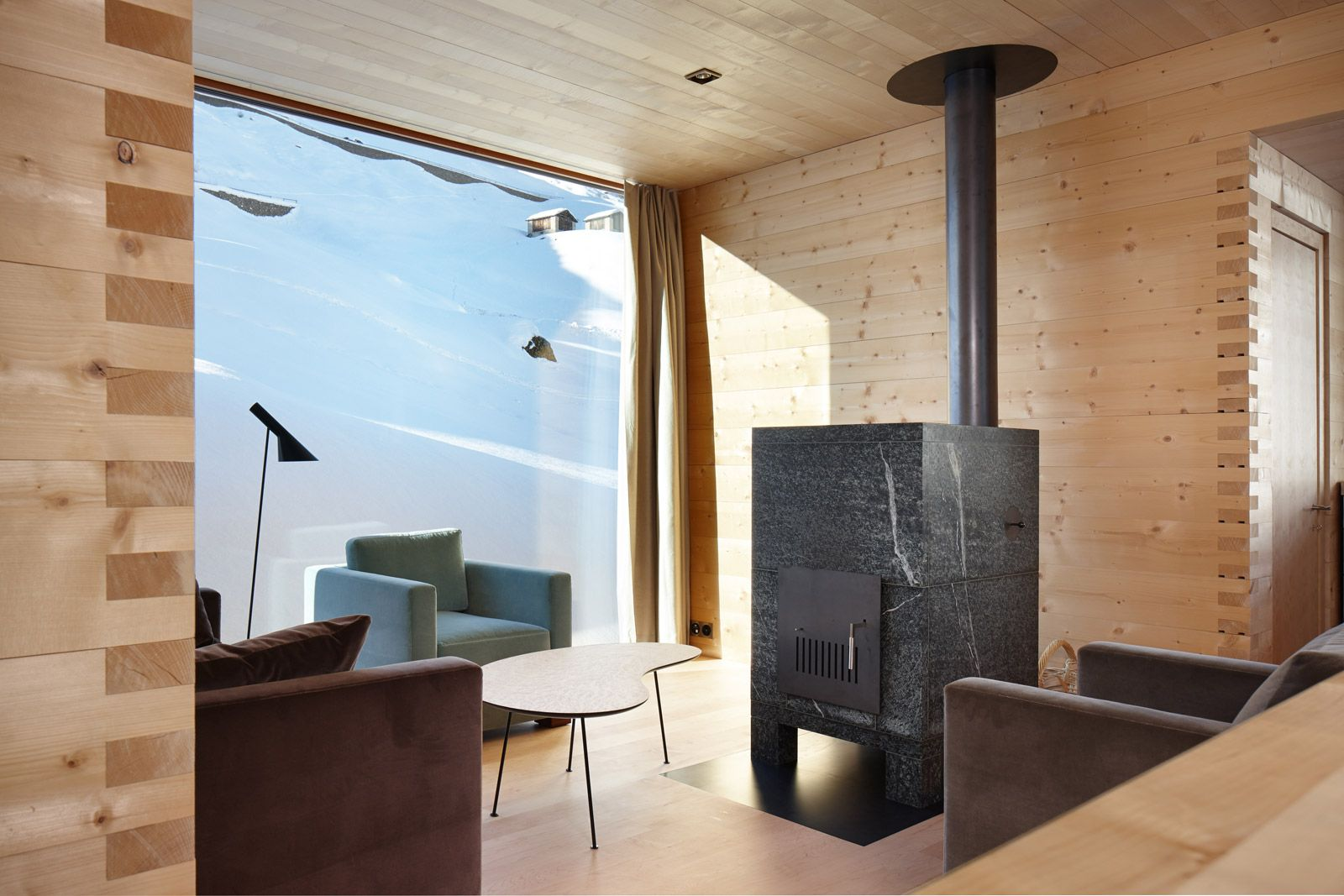 Interiors and Extras — Zumthor Vacation Homes