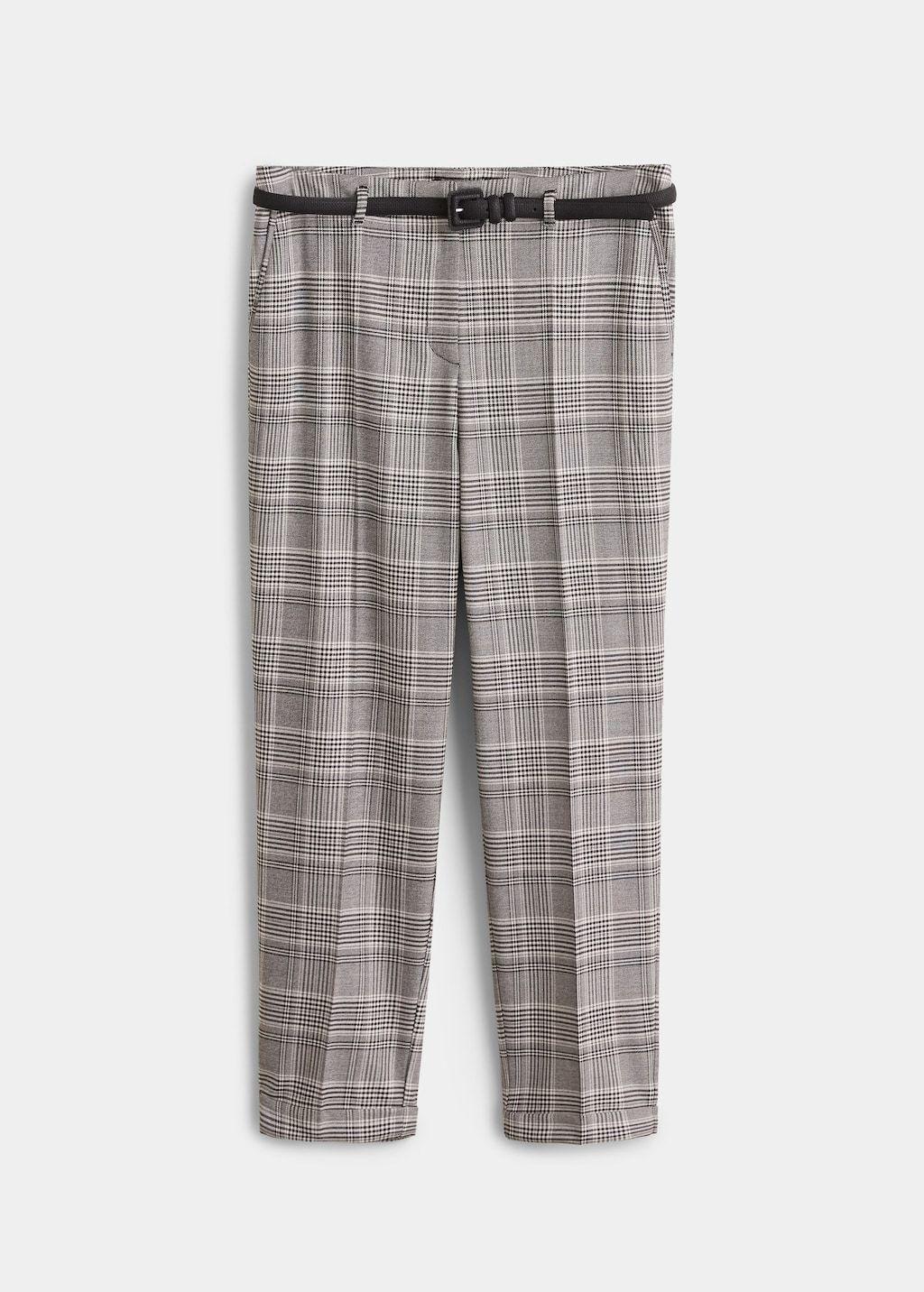 Pantalon Principe De Gales Pantalones Tallas Grandes Pantalones Tallas Grandes Pantalones Principe