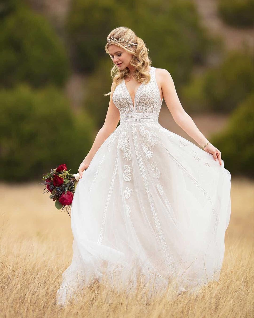 Boho Brides, Your Wedding Dress Has Arrived