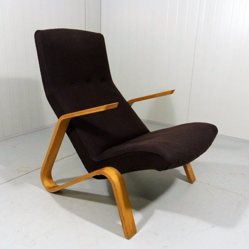 Early Edition Grasshopper Chair By Eero Saarinen 1950 S