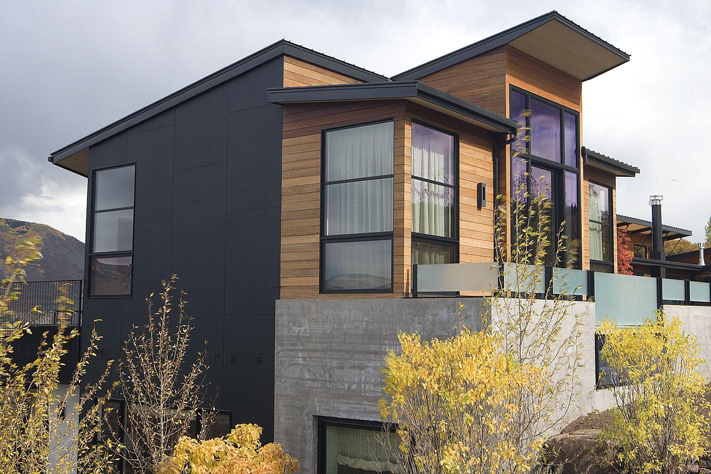 Ecoclad raw 07 42 00 exterior wood composite cladding - Exterior cladding cost comparison ...