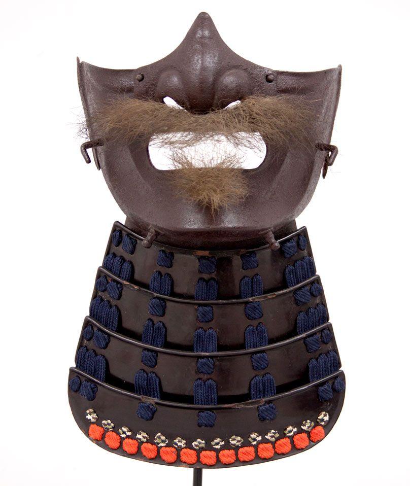 面頬 £950.00 MEN-20 - Samurai Armour Nihon No Katchu UK