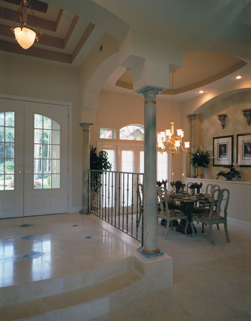 Victorian House Plan Dining Room Photo 01 For Home Also Known As The Lowery Country French From Plans And More