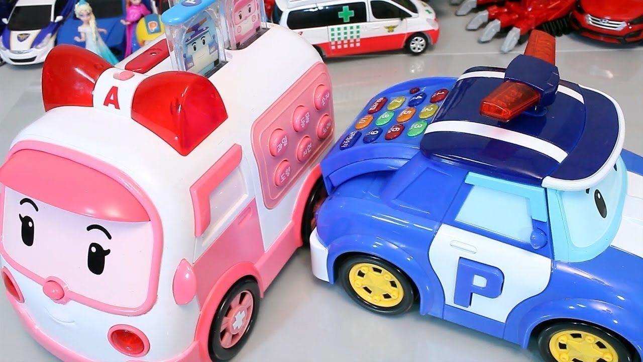Robocar Poli Car Tools Tobot Tayo Mainan Mobil Remote Strong Cars Metalic Bus