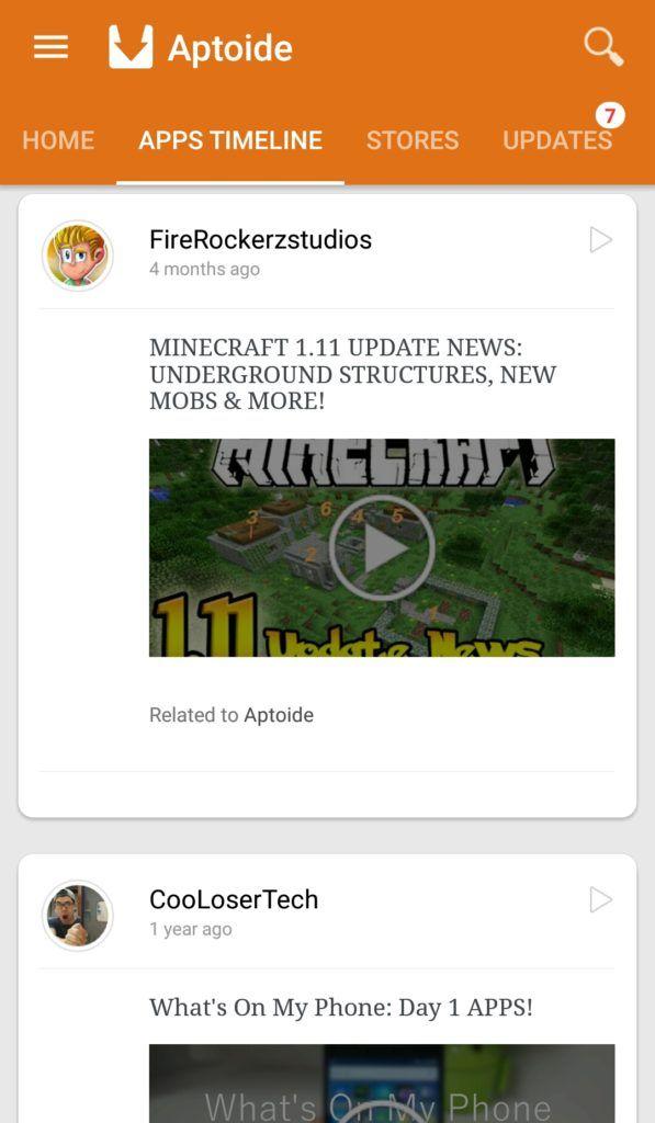Pin by Aptoide on Aptoide Apk App   Minecraft 1, App, 1 year ago