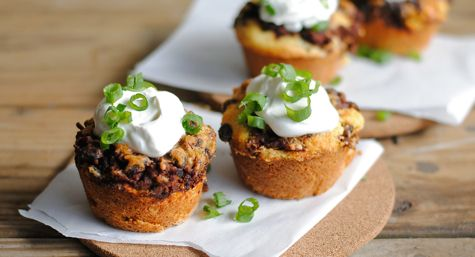 Southwest Chili Cups