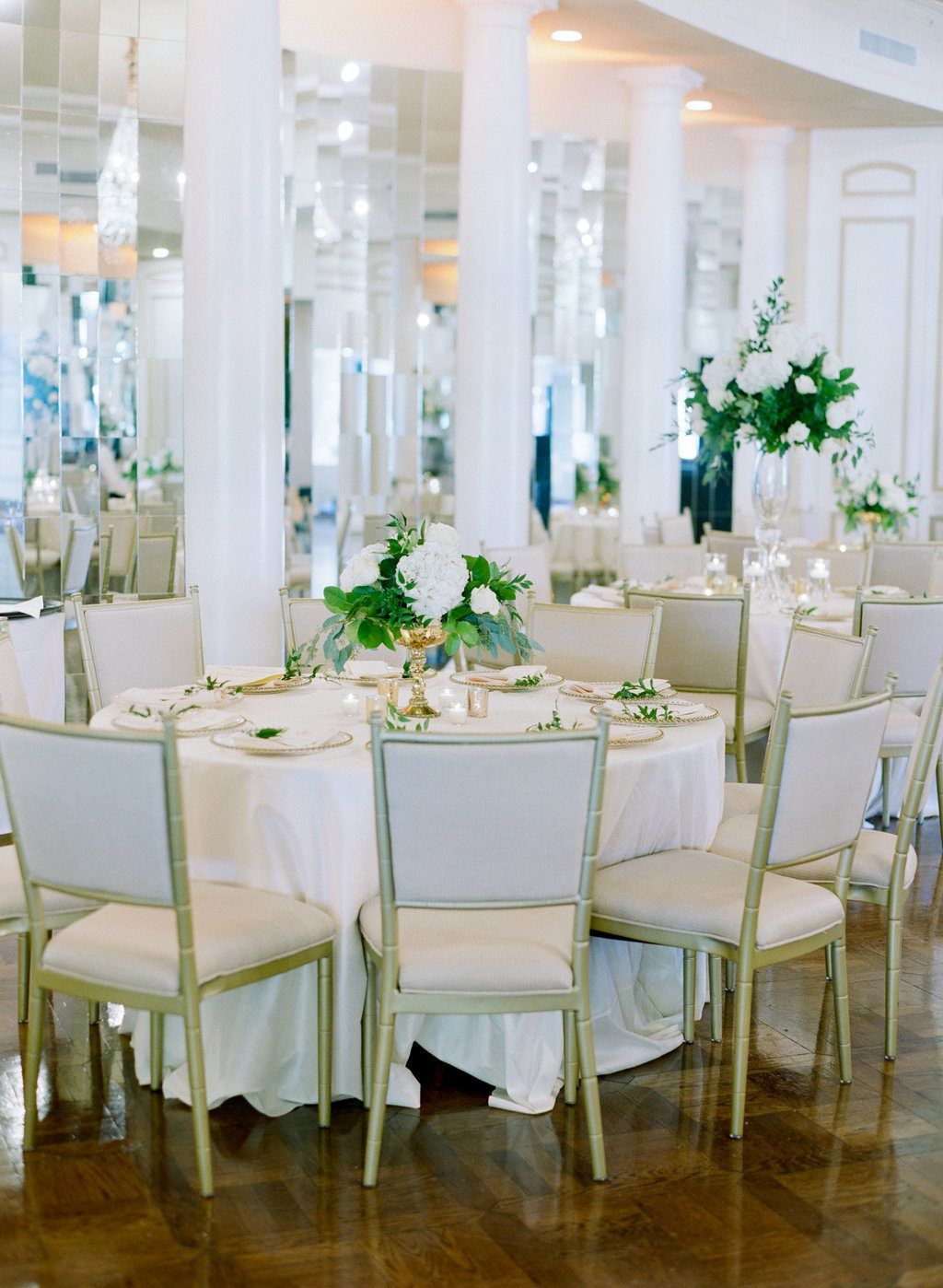 A Corpus Christi Country Club Wedding Of Timeless Elegance