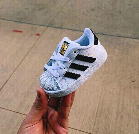new product fb42d 35f80 Adidas for babies