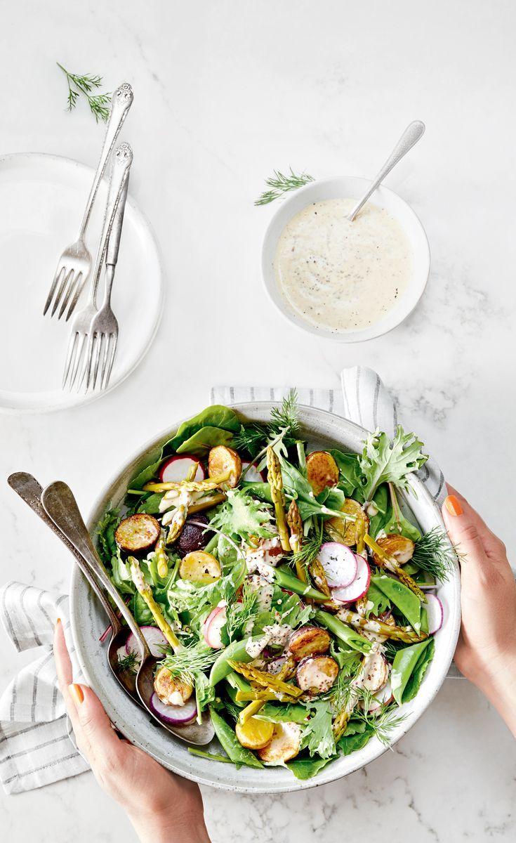 Asparagus Spring Salad | Canadian Living