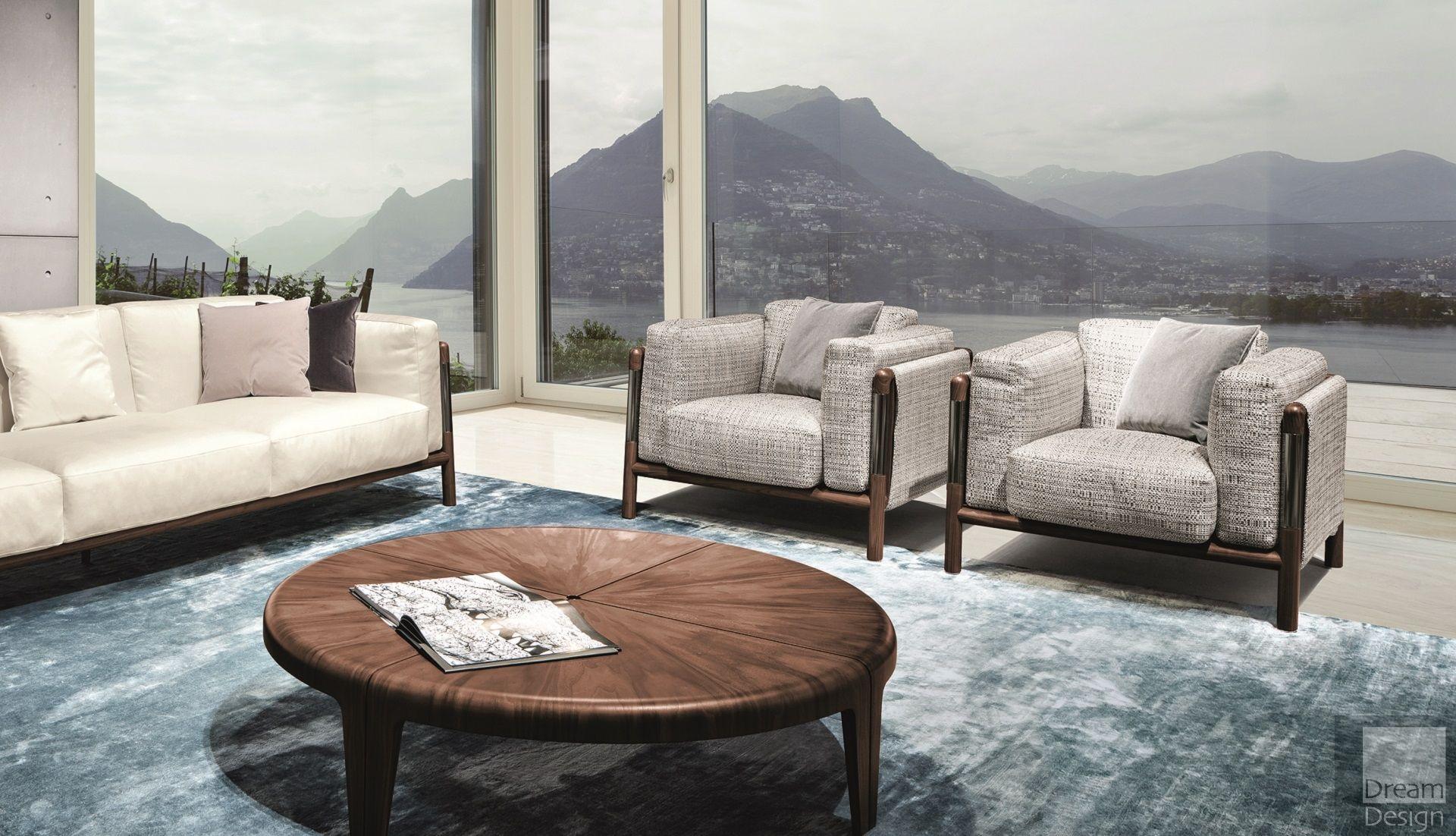 Urban Armchair Luxury interior, Furniture