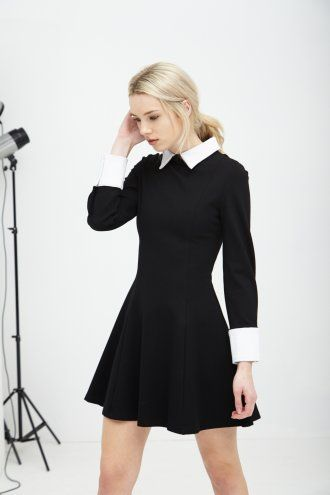Finally Found A Wednesday Addams Style Dress It S British To Boot Soo Getting This