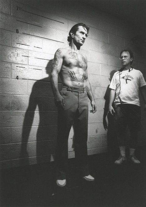 Robert De Niro as Max Cady In Cape Fear (1991)