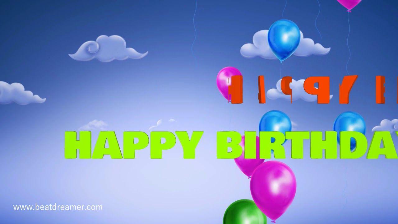 Happy Birthday Song Download Beatdreamer Com Happy Birthday Song Download Happy Birthday Song Birthday Songs