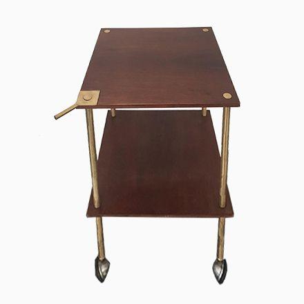 Kleiner T9 Tisch von Luigi Caccia Dominioni für Azucena, 1955 - tisch für wohnzimmer